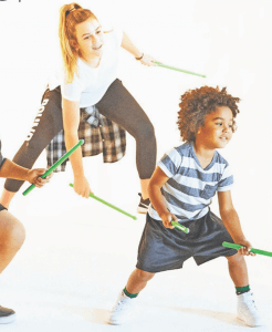 Jumping®KIDS & PoundFit®